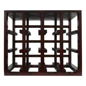 Epicureanist Stackable 12 Bottle Wine Rack Ep Stack12 The Home Depot