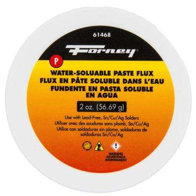 Water Soluble Flux Paste