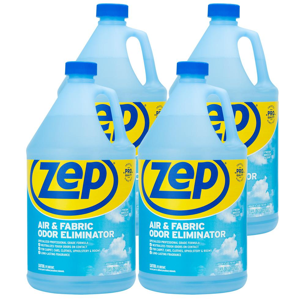 ZEP 1 Gallon Air and Fabric Odor Eliminator (Case of 4)