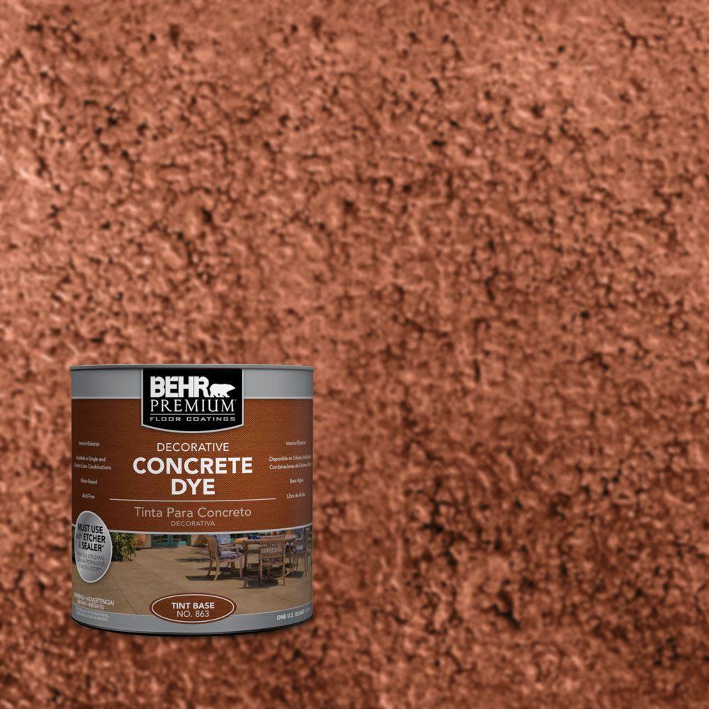 #CD-803 Cajun Rose Concrete Dye