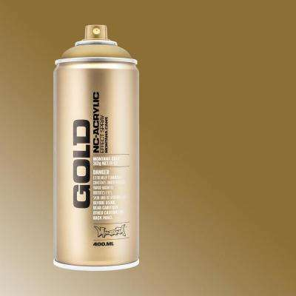 13 oz  GOLD Matte Spray Paint