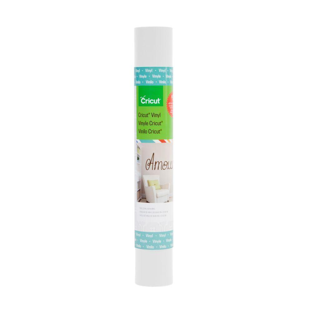 Cricut 12 in. x 48 in. Vinyl Roll in Linen (3-Pack)-DISCONTINUED