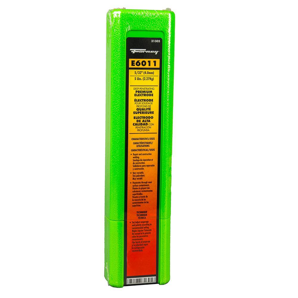 Forney Welding 42451 5//32 X 40Lb Master Pack E6011