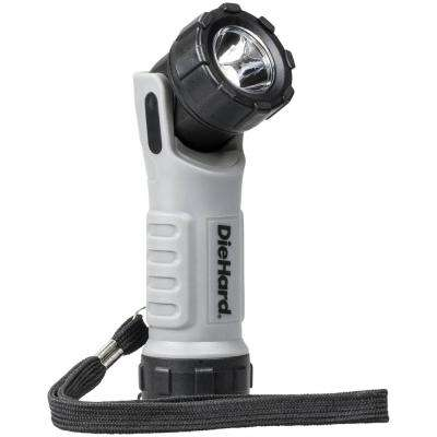 280-Lumens Swivel Head Flashlight