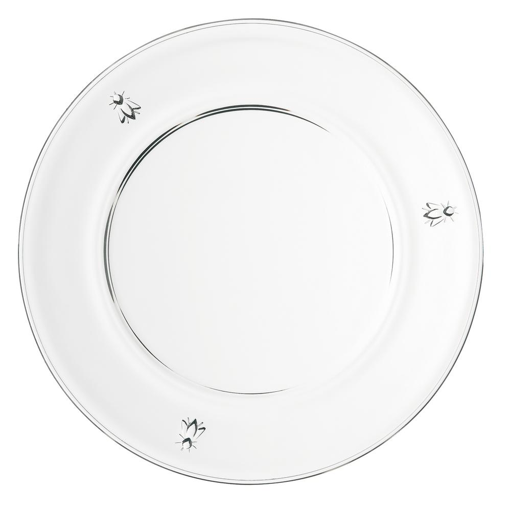 La Rochère Bee 9.75 in. Dinner Plate (Set of 6)