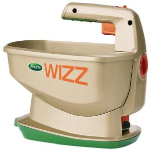 Scotts Wizz 2,500 sq. ft. Handheld Power Spreader by Scotts