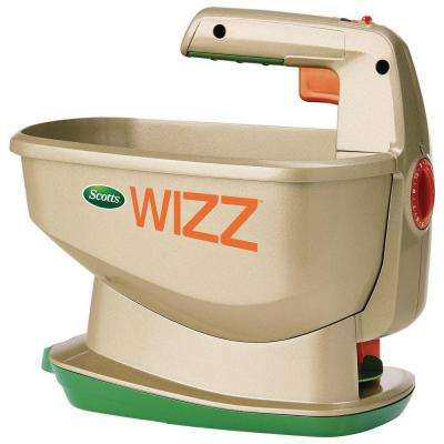 2,500 sq. ft. Wizz Handheld Power Spreader