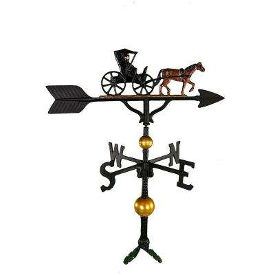 32 in. Deluxe Country Dr. Weathervane