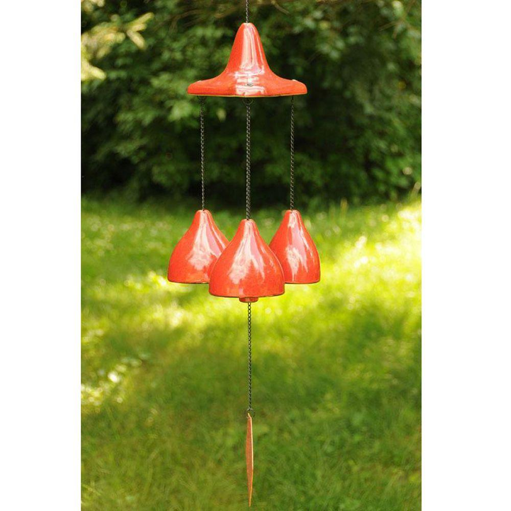 Home Decorators Collection Ruby Cherry Hill Chime