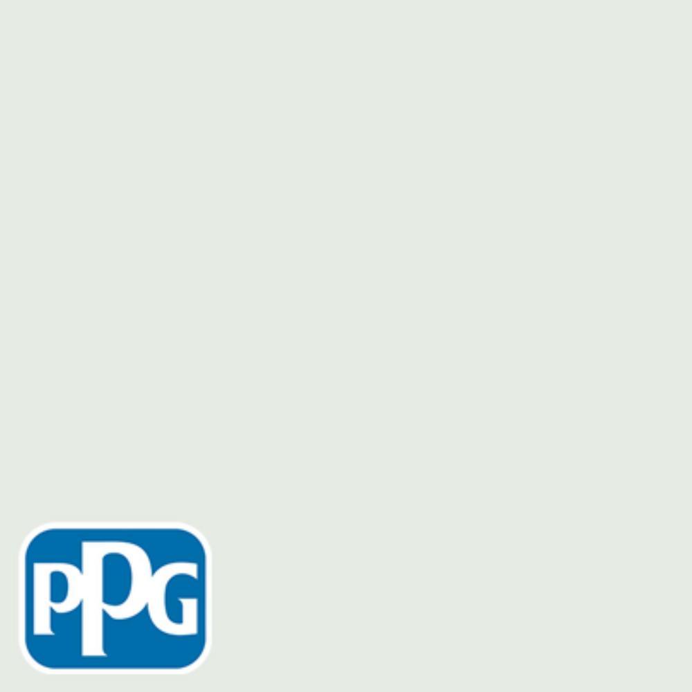 PPG TIMELESS 8 oz. #HDPPGCN16D Mint Shadow Eggshell Interior/Exterior Paint Sample
