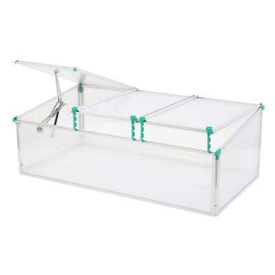 BioStar Premium Cold Frame Mini Greenhouse