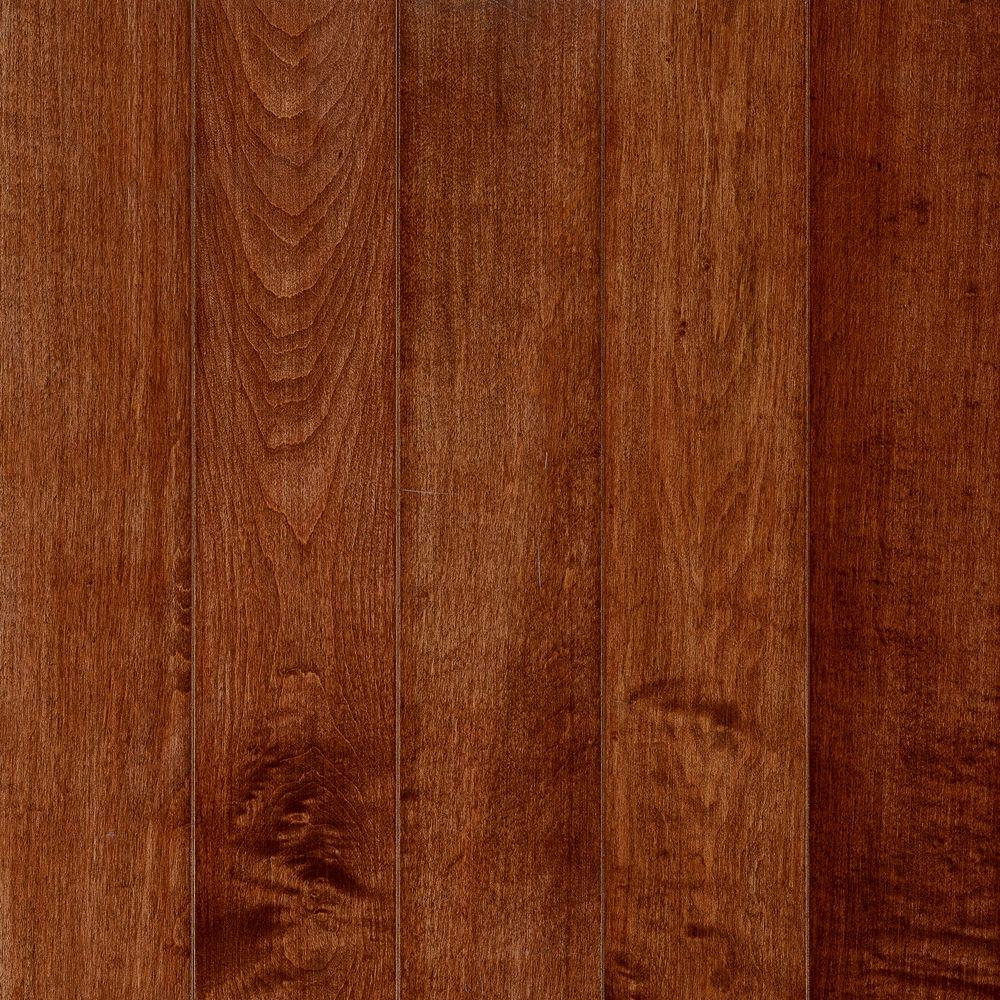 Bruce Abbington Premium Maple Cherry 3/4 in. Thick x 3 in. Wide x Random Length Solid Hardwood Flooring-DISCONTINUED