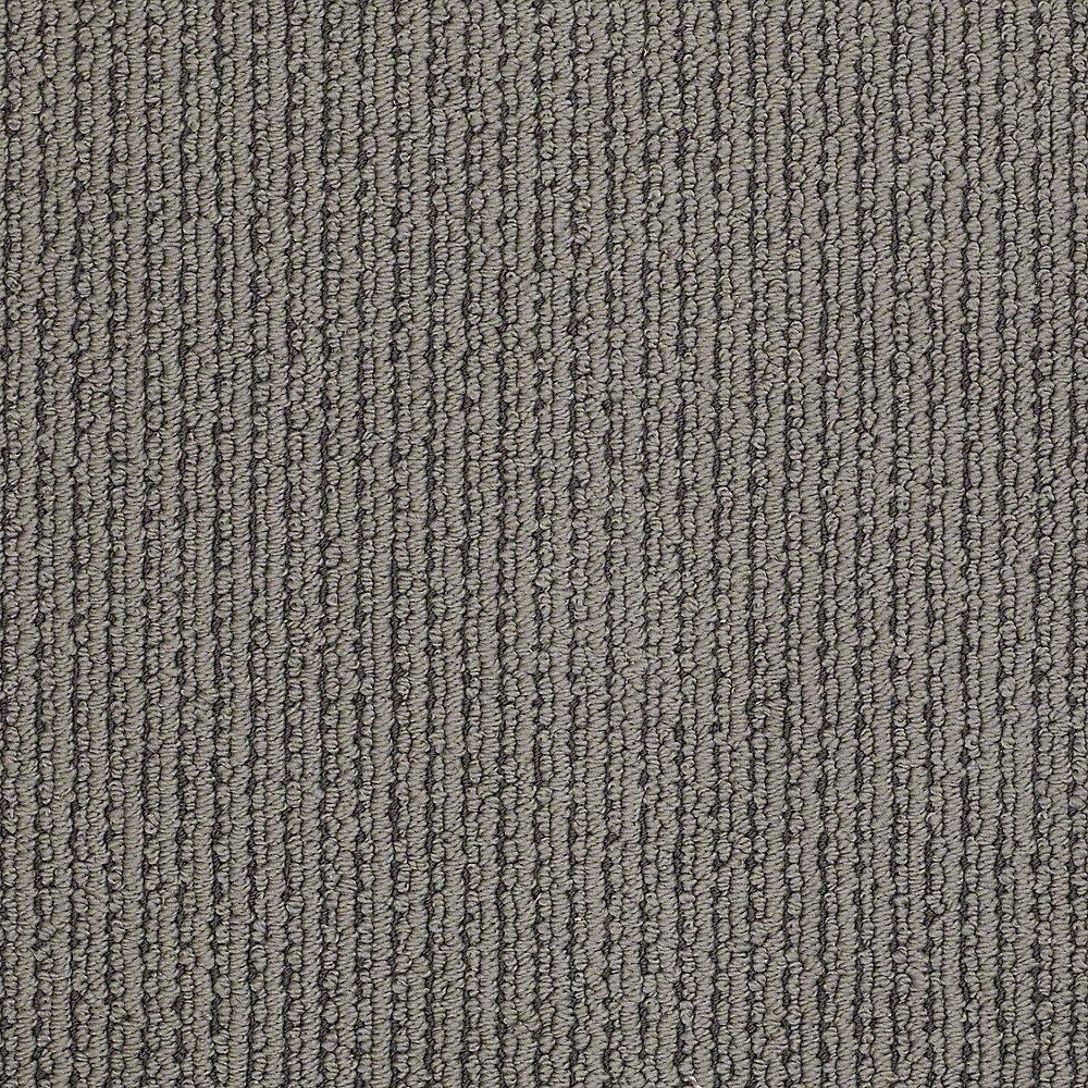 Carpet Sample - Broadway - In Color Moon Dust 8 in. x 8 in.