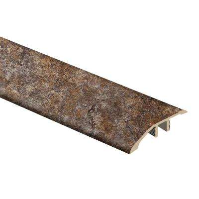 Crestaceous Fossil 1/3 in. Thick x 1-13/16 in. Wide x 72 in. Length Vinyl Multi-Purpose Reducer Molding