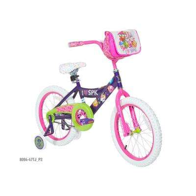 18 in. Kids Shopkins Bike
