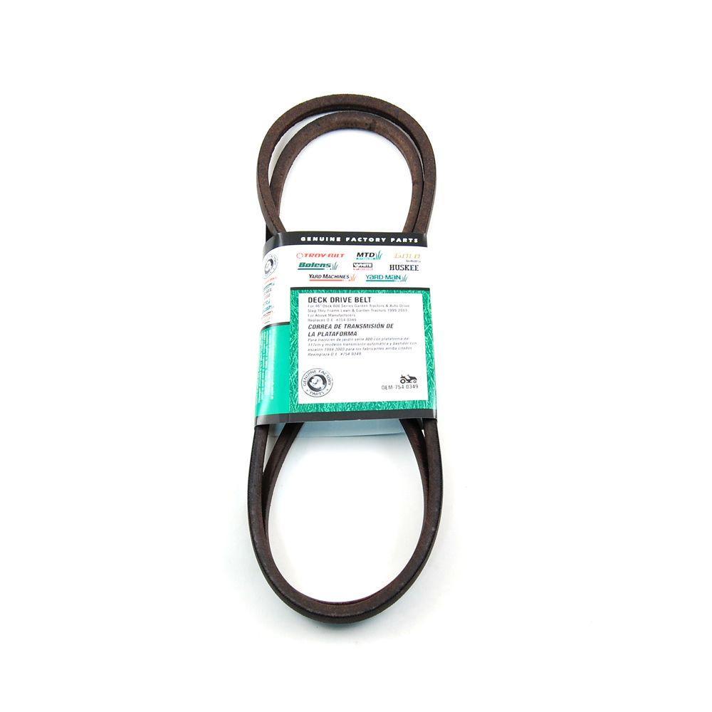 MTD 754-0349 954-0349 Lawn Mower Drive Deck V Belt Replacement Genuine BRAND NEW