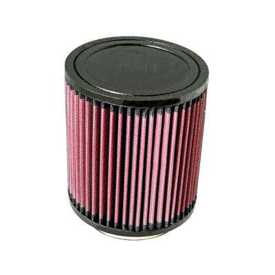Filter Universal Rubber Filter 3.5in Flange ID x 5in OD x 5.625in H