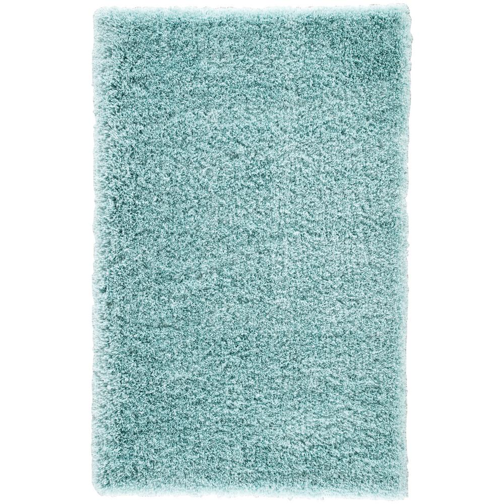 Surfboard Area Rug: Jaipur Rugs Shag Surf Spray 5 Ft. X 8 Ft. Solid Area Rug