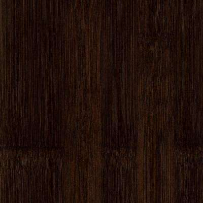 Horizontal Havanna Coffee Reddish 5/8 in. x 5 in. Wide x 38-5/8 in. Length Solid Bamboo Flooring (24.12 sq. ft. / case)