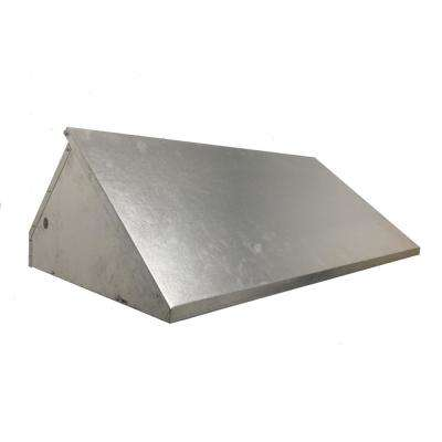 Rain Cover for Double Wall Oil Tank 2-in-1