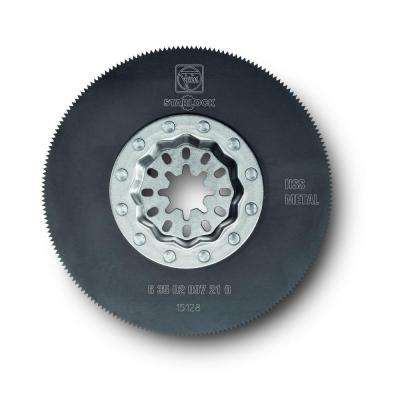 3-3/8 in. High Speed Steel Saw Blade Starlock