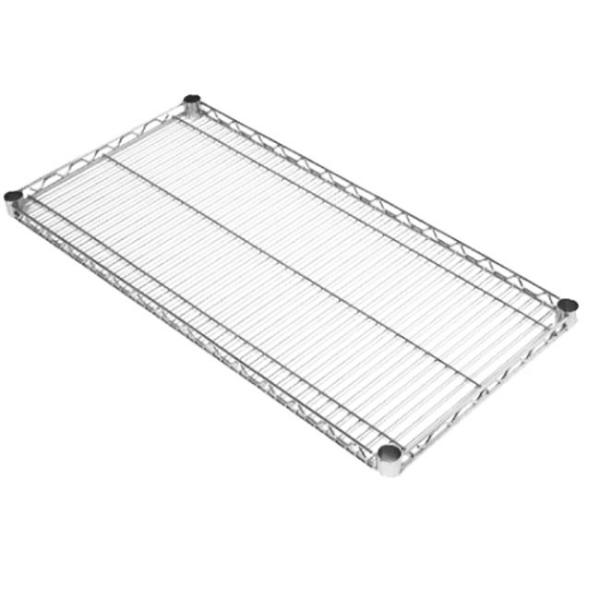 Seville Classics 49 in x 24 in Commercial NSF Stainless Steel Top