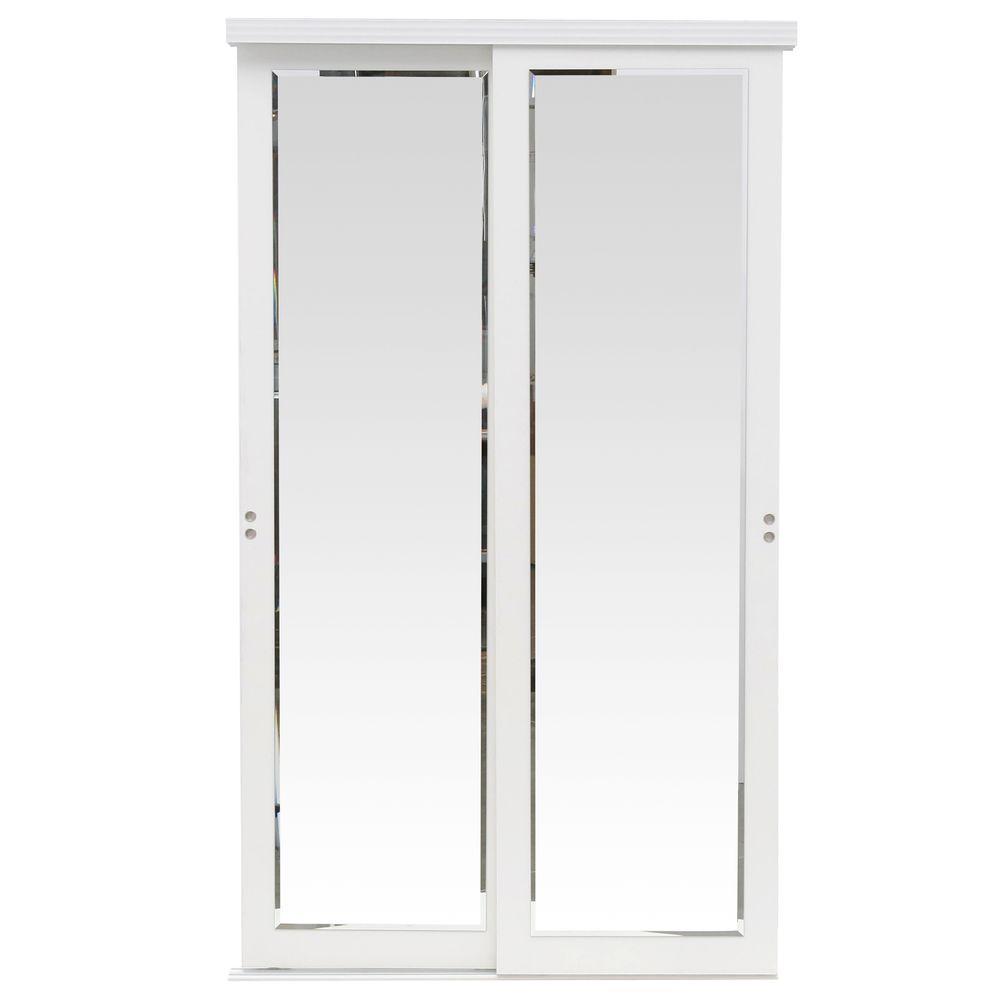 48 X 80 Wood Sliding Doors Interior Closet Doors The Home
