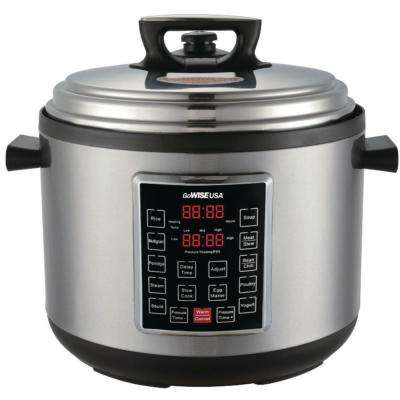 14 Qt. Electric Pressure Cooker XXL with 12-Presets