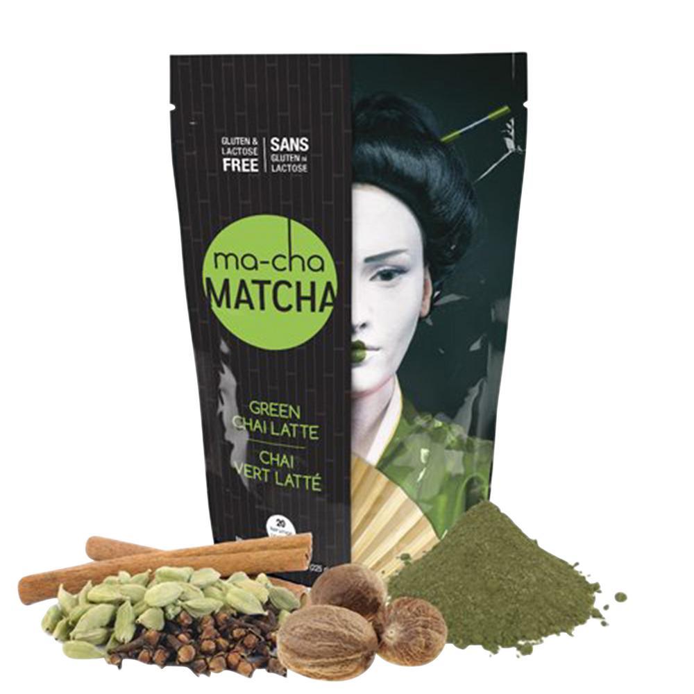 MA-CHA Green Chai Latte Tea (6 Bags) TS-118-CS