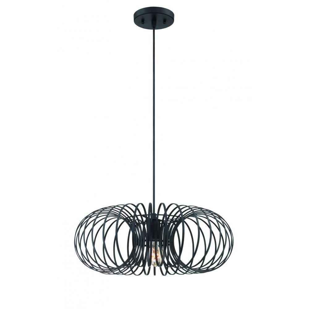 filament design 1 light black pendant cli ls461814 the