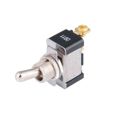 15 Amp Heavy Duty Metal Toggle Switch