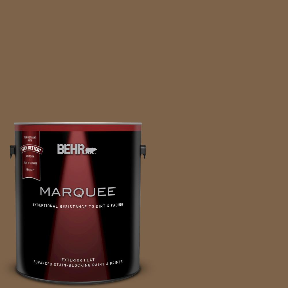 Behr premium plus 1 gal ppu4 19 arts and crafts flat for Home depot arts and crafts