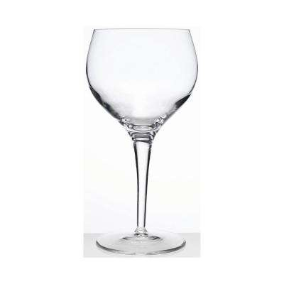 Michelangelo Masterpiece 17 fl. oz. Lead-Free Ultra Clear Glass Burgunder Red Wine Glass (4-Pack)