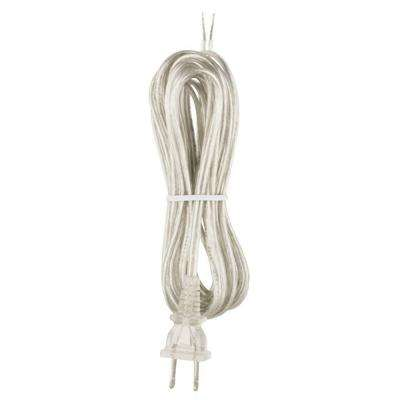 8 ft. SPT-2 Silver Cord Set