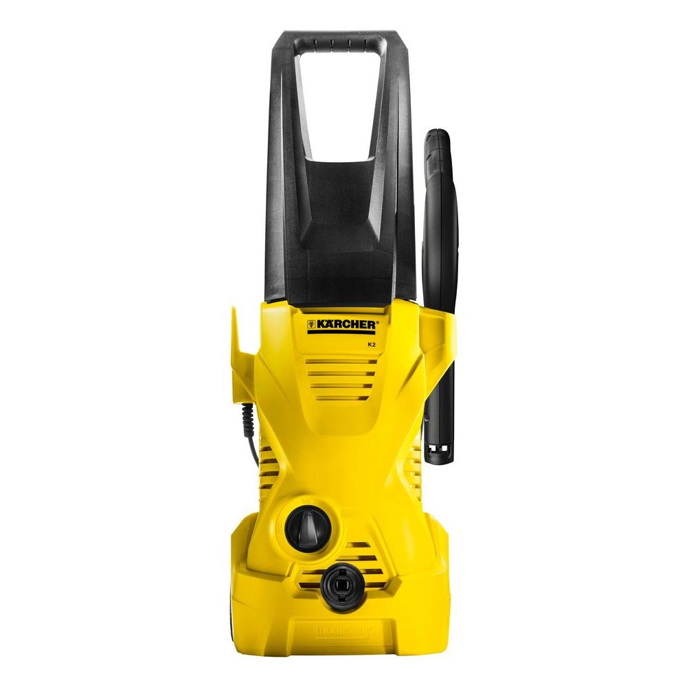 K2 Plus 1,600 PSI 1.25 GPM Electric Pressure Washer