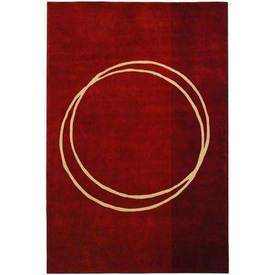 Rodeo Drive Assorted 8 ft. x 10 ft. Area Rug