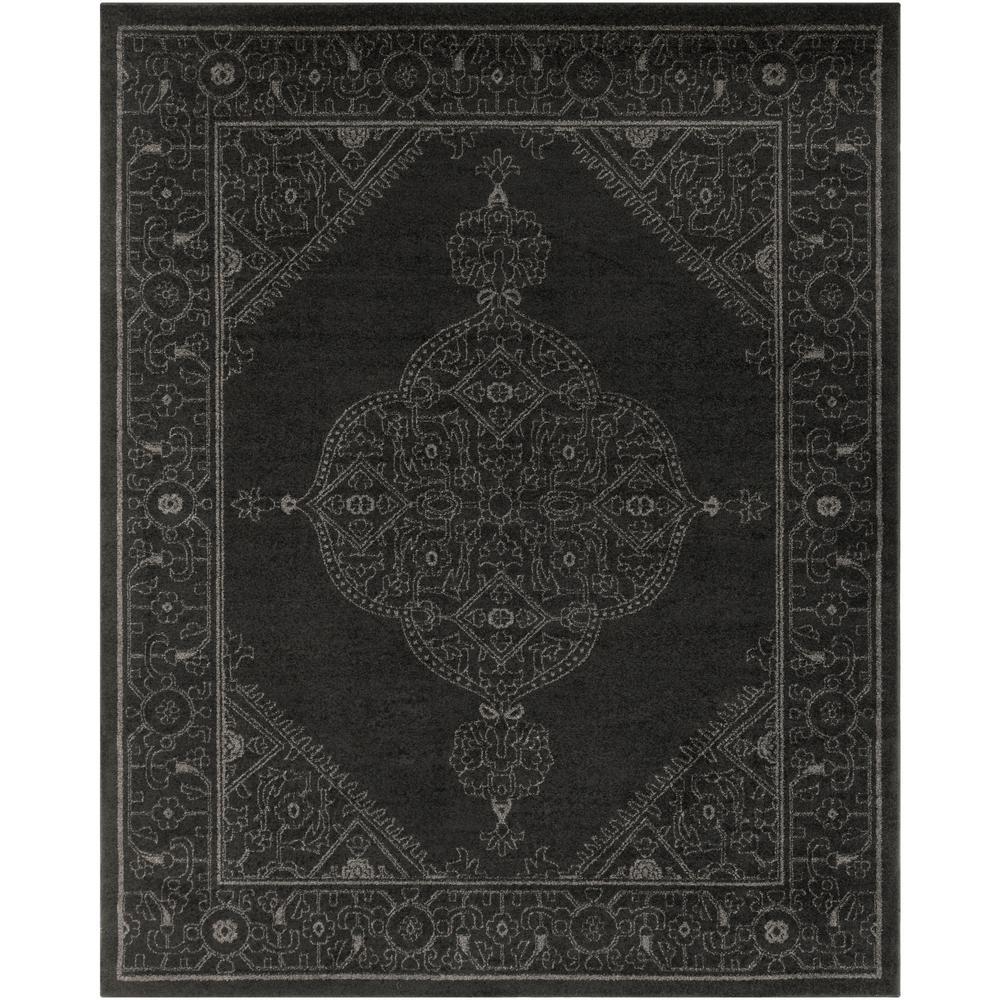 Artistic Weavers Astrid Black 8 Ft. X 10 Ft. Area Rug