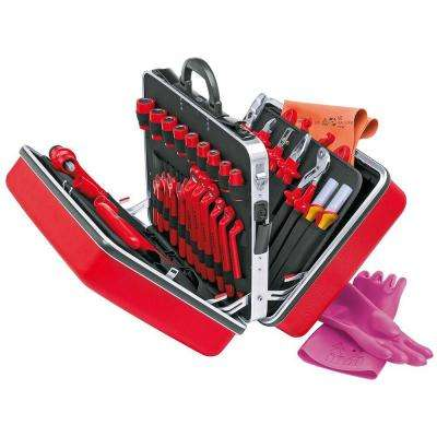 1,000-Volt Insulated Universal Tool Set (48-Piece)