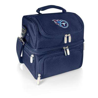 Pranzo Navy Tennessee Titans Lunch Bag