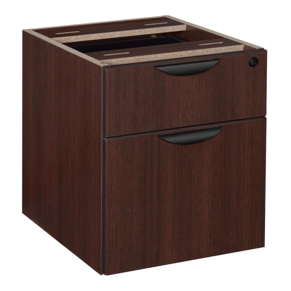 Legacy Java Box File Pedestal