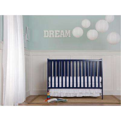 Synergy Royal Blue 5-in-1 Convertible Crib