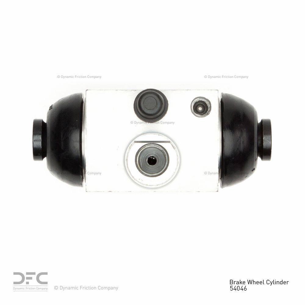 Rear Dynamic Friction Company Brake Wheel Cylinder 375-56010