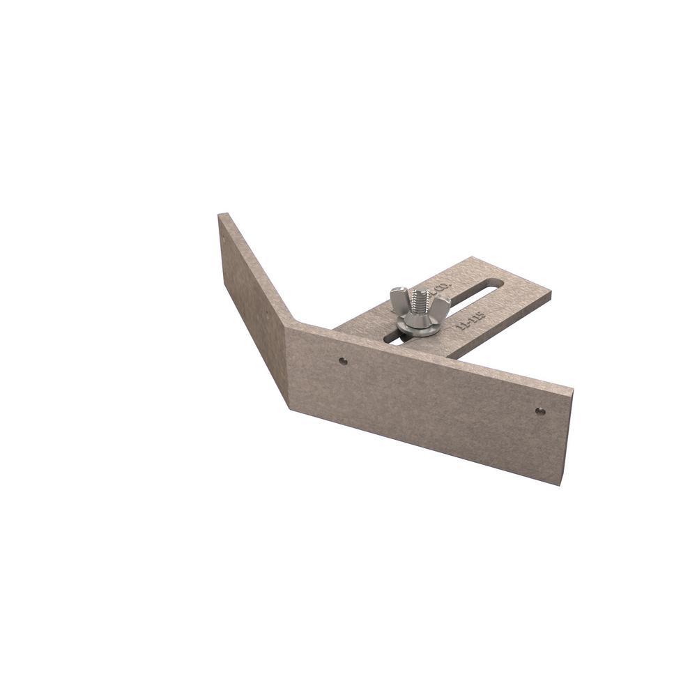 Bon Tool 45° Inside Top Masonry Guide Fitting