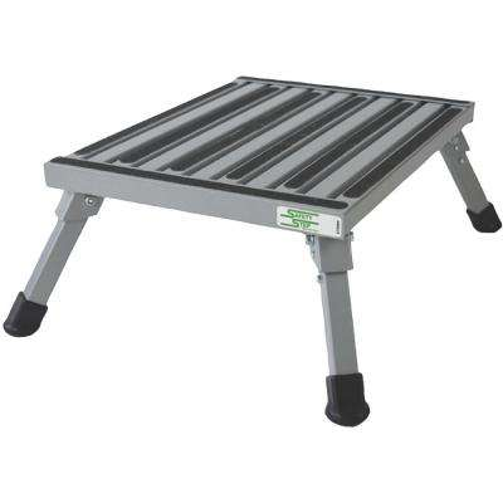Gray Large Folding Step