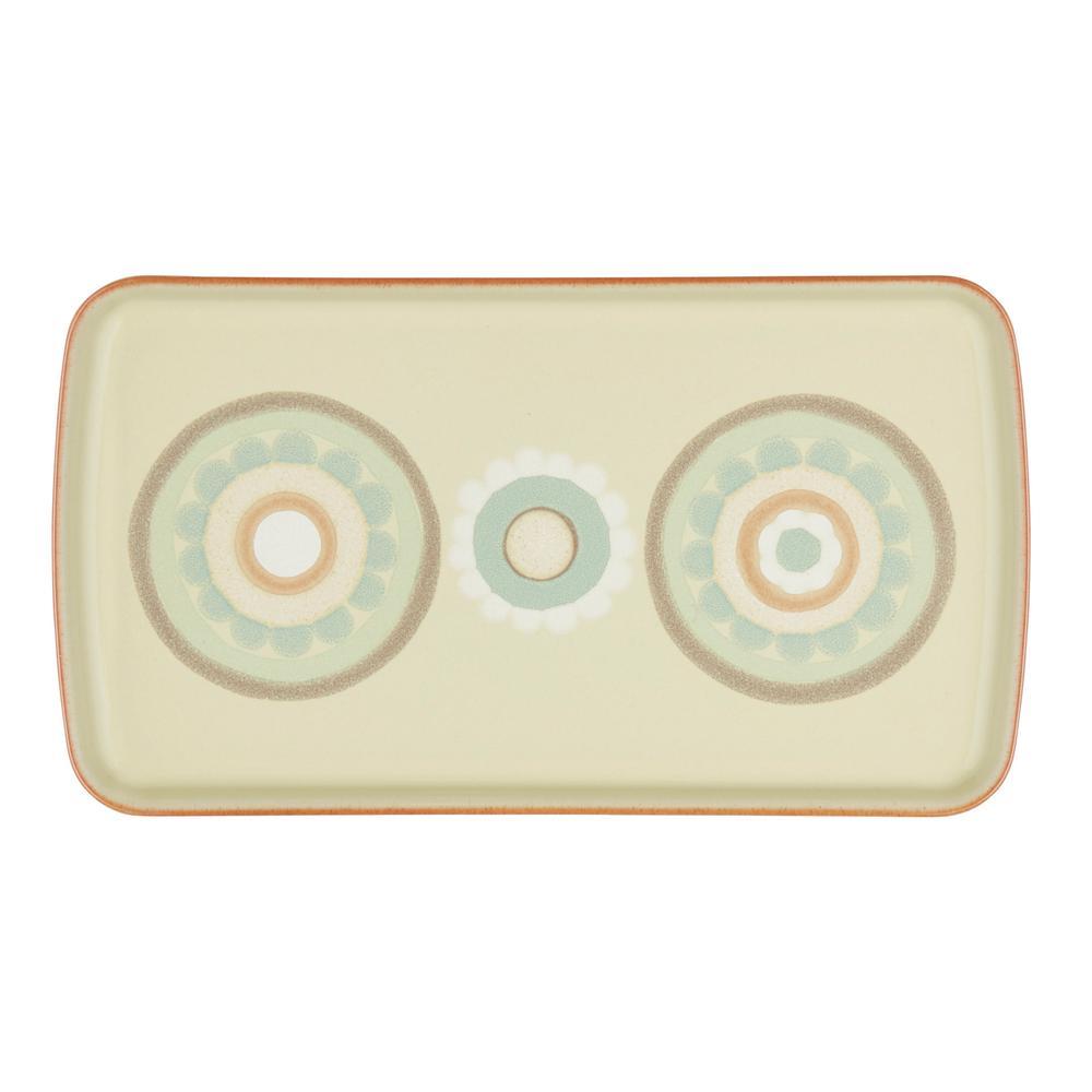 Heritage Veranda Accent Rectangular Plate