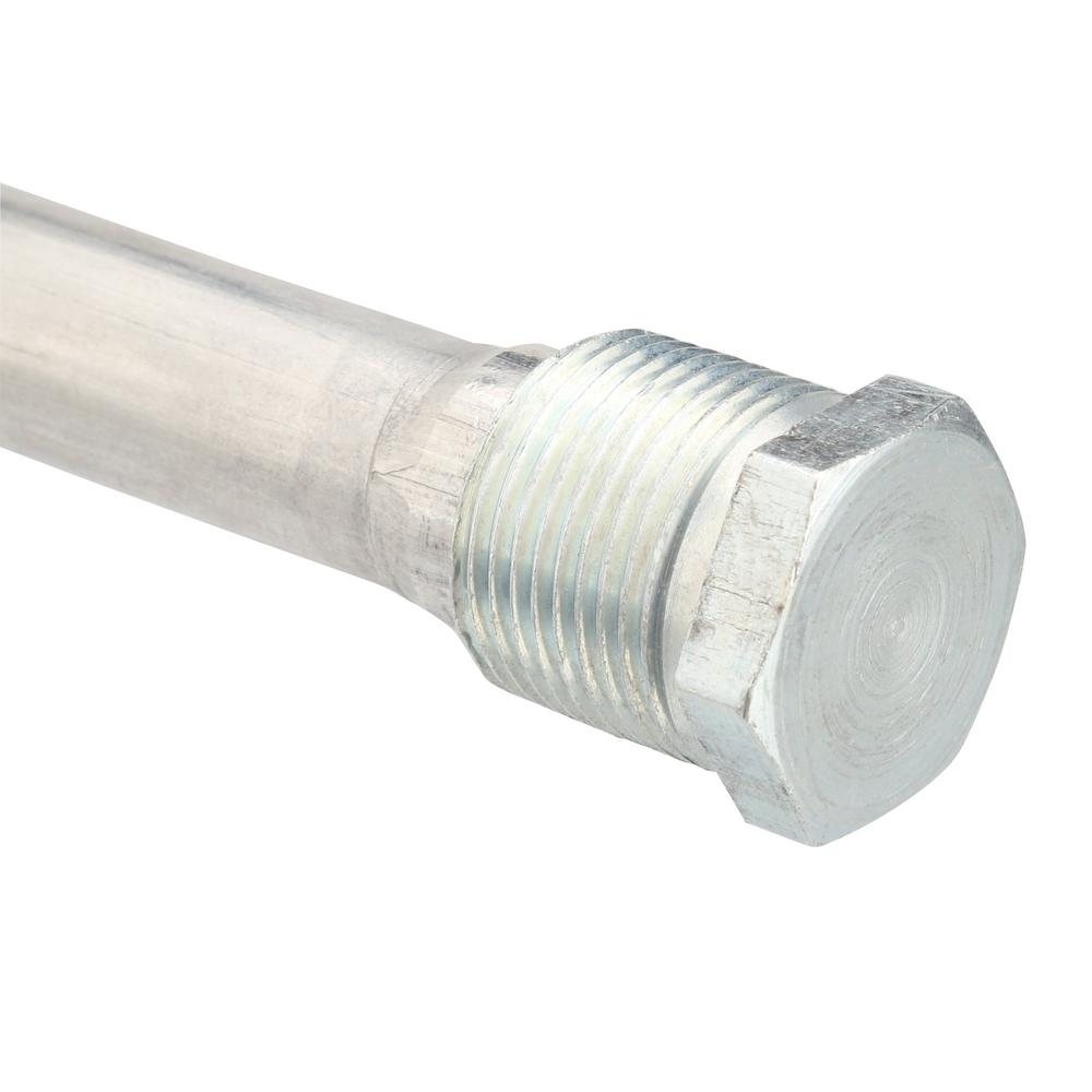 Camco 3 4 In 14 Npt X 42 In Long Aluminum Anode Rod 11582 The Home Depot