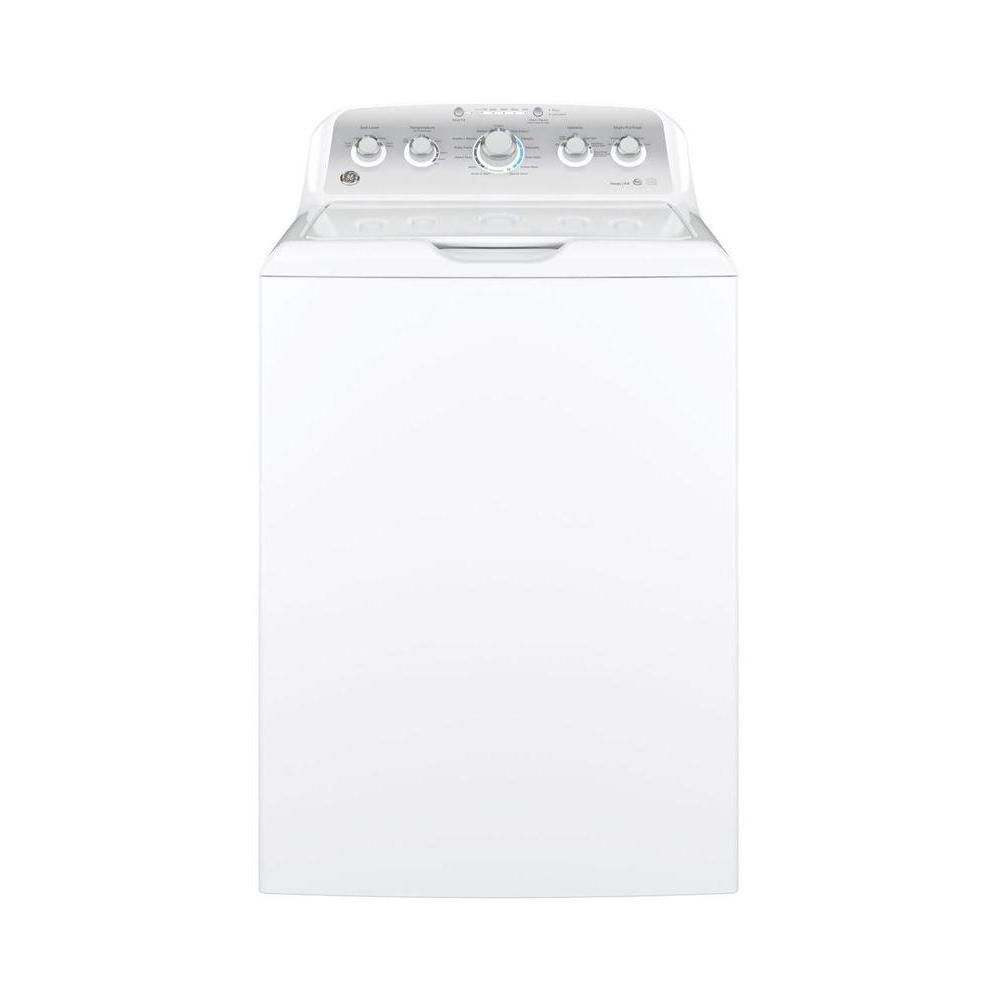 4.2 cu. ft. High-Efficiency White Top Load Washing Machine, ENERGY STAR