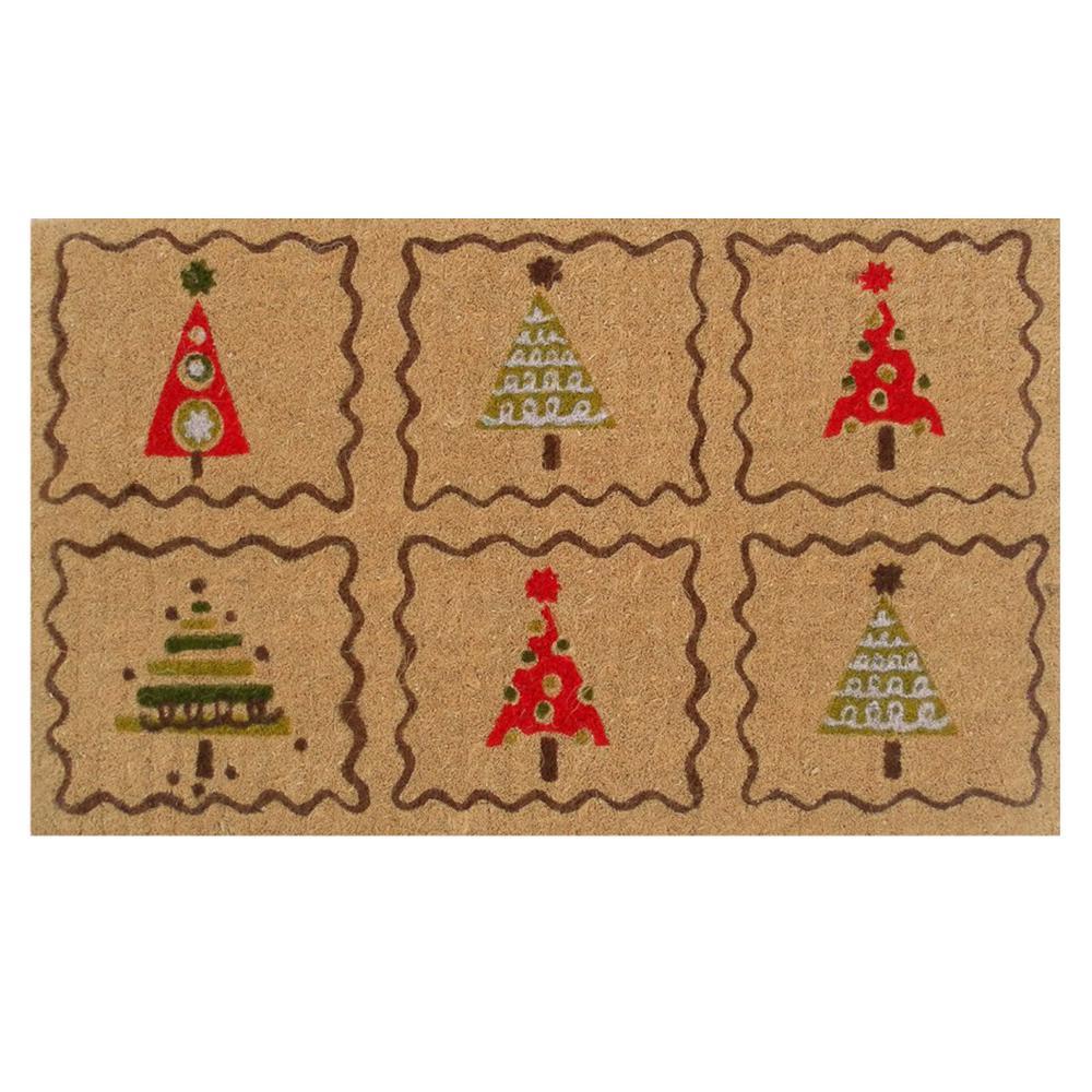 Outdoor Christmas Doormats Christmas Decorations The