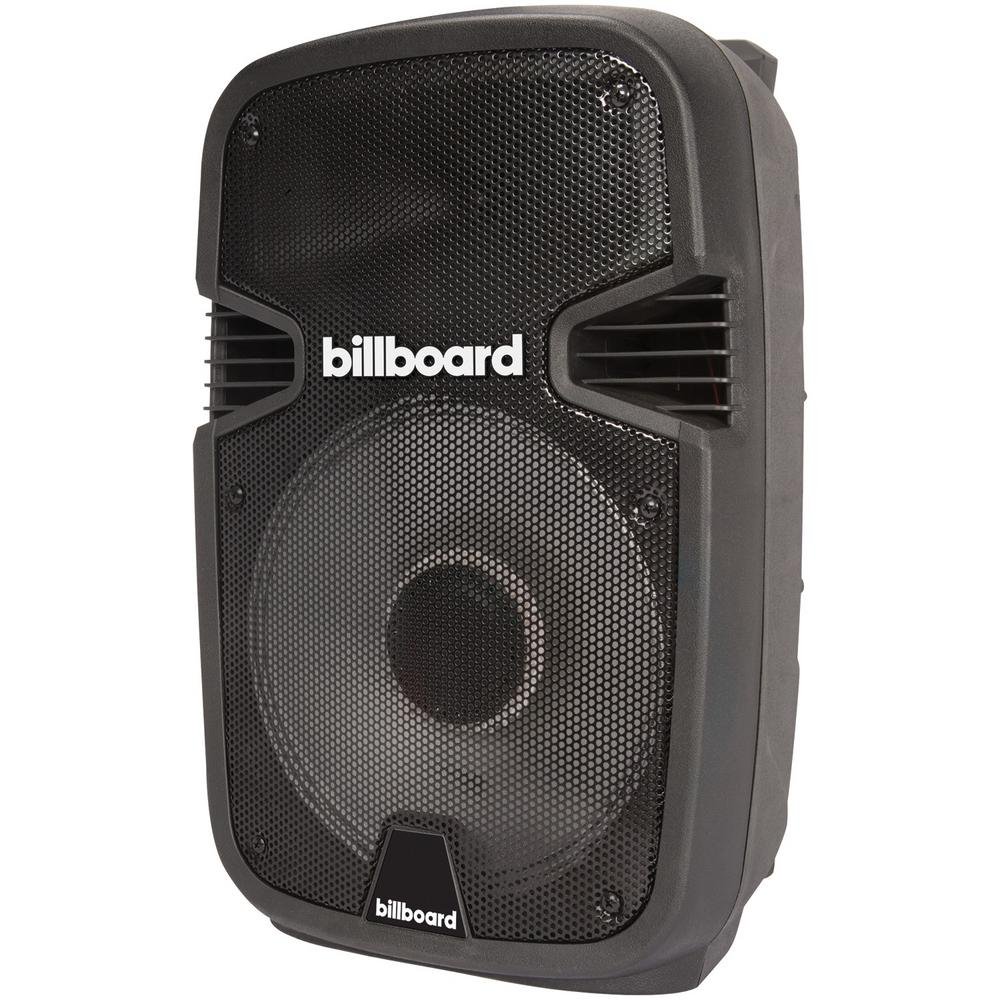 Billboard Party Pro 12 in. Powered Speaker in Black
