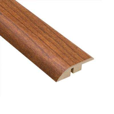 Canyon Cherry 1/2 in. Thick x 1-3/4 in. Wide x 94 in. Length Laminate Hard Surface Reducer Molding